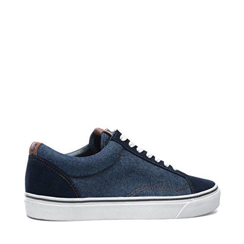 Low Blau Sacha Herren Sacha Sneaker Herren 1qfnXIan