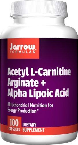 Jarrow Formulas L Carnitine Arginate capsules