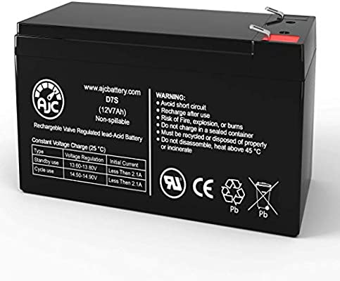 Enduring 6-FM-7 12V 7Ah Sealed Lead Acid Replacement Battery