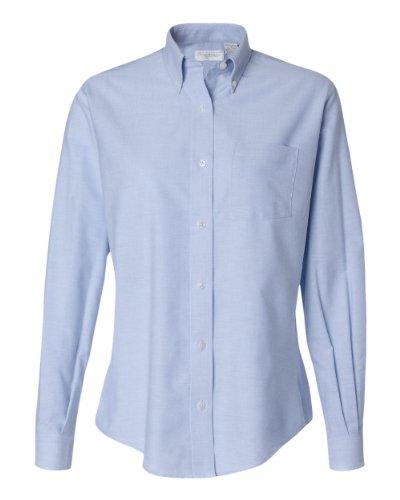 Van Heusen Ladies' Oxford Shirt 13V0002 - Light Blue - Small