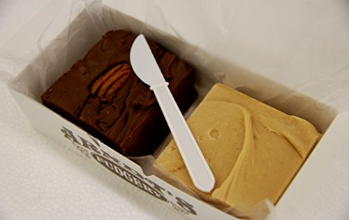 1 Lb Cut Fudge Boxes - A Great Gift for Employees (300 Lbs)