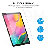 [2-Pack] Screen Protector Compatible with Galaxy