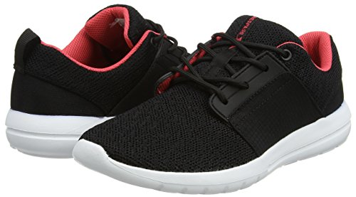 Chaussures Trespass Noir Ravina Fitness black Femme De 550xwP