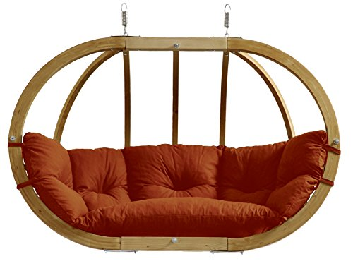 Byer of Maine Globo Royal Chair, Hanging Chair by (Terracotta Agora)