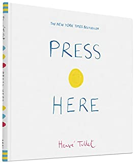 Book Cover: Press Here