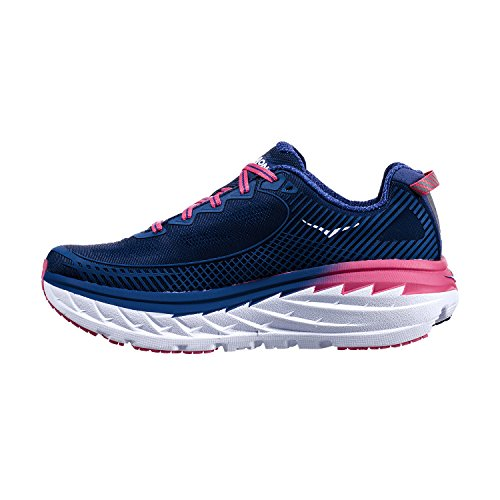 One BSTW Hoka 39726A0 1016605 Bondi Running Wide 5 One Women's 5 Shoe 9 BLUEPRINT SUR HOK 5rvqBrOw