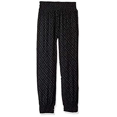 O'NEILL Women's Night Flare Woven Pant with Smocked Waistband: Clothing