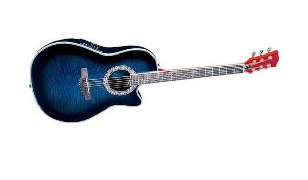 Rochester: Guitarra electroacústica ARB 72 CE TBLS: Amazon.es ...