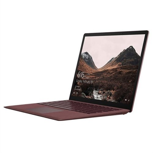 Microsoft Surface Laptop i7 13.5 inch SSD Silver