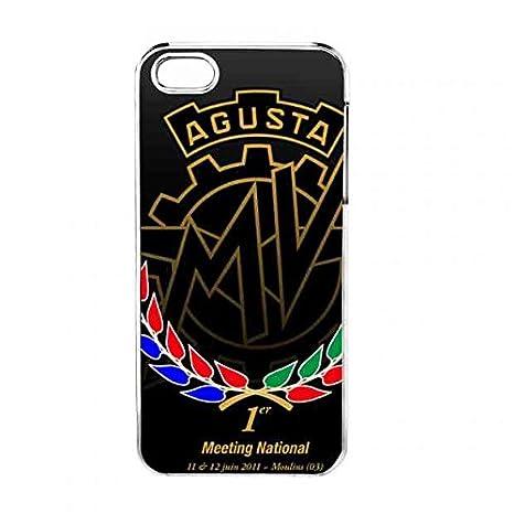 Mv Agusta iPhone 5S Funda Carcasa, Moto Coche iPhone 5S ...