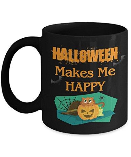 Cute Halloween Gift Ideas Adults Mug - Unusual Halloween Gifts Mugs - Cheap Halloween Party Gift Ideas]()