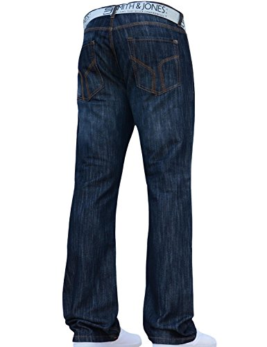 Smith Darkwash And Uomo Jeans Boot Cut Jones xBrw0pBqT