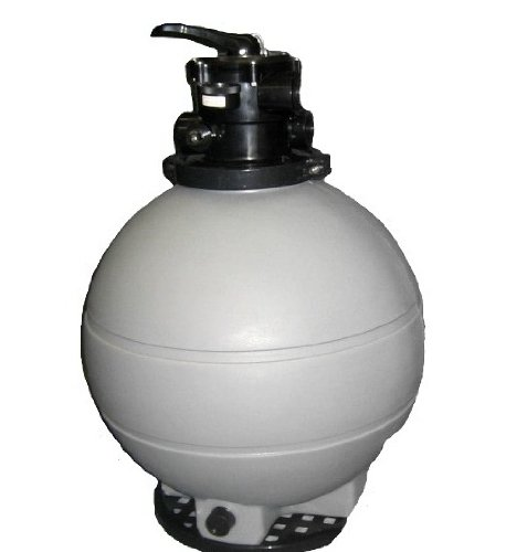 22'' Sand FIlter Tank , Above Ground Pool, w/ 7-way Valve, High Performance by Columbia