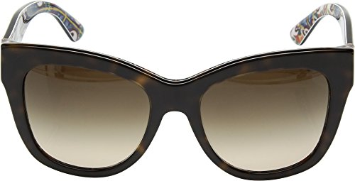 Dolce & Gabbana Women's 0DG4270 Havana/Brown Gradient 1 One Size