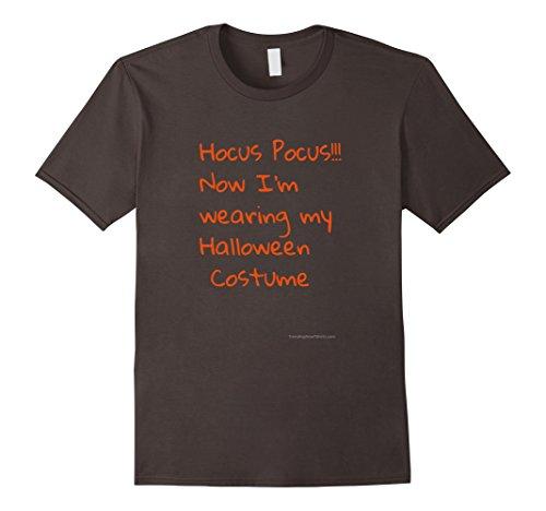 [Men's Hocus Pocus!!! Now I'm Wearing My Halloween Costume Medium Asphalt] (Hocus Pocus Halloween Costumes)