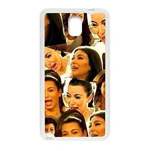 Happy kim kardashian crying Phone Case for Samsung Galaxy Note3