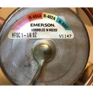 EMERSON/ALCO HFSC 1-1/4 SZ/066561 1-1/4 TON ADJUSTABLE INTERNAL LOW TEMP TXV