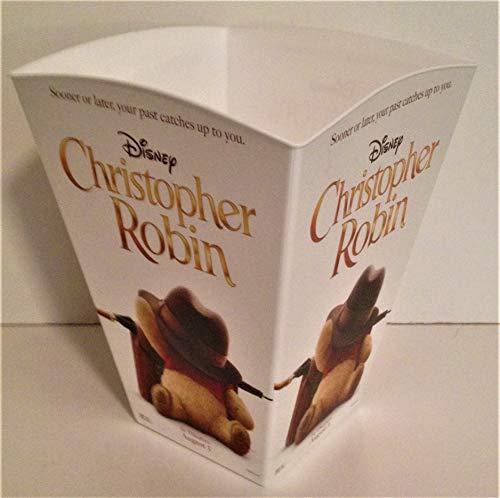 obin Movie Theater Exclusive 170 oz Plastic Popcorn Tub ()