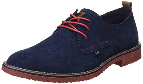 XTI Herren 47166 Derbys Blau (Navy)
