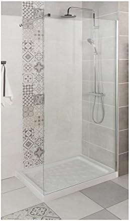 Mampara de ducha derecha abierta: Amazon.es: Hogar