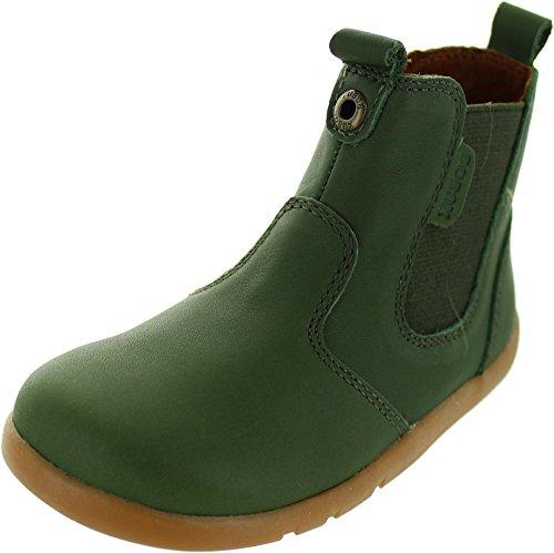 Bobux , Jungen Stiefel grün armee-grün