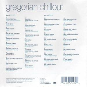 Gregorian Chillout by EMI Classics