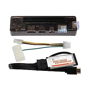 Amazon.com: XCSOURCE Exp GDC Externa tarjeta gráfica PCI-E ...