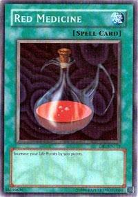 Yu-Gi-Oh! - Red Medicine (DB1-EN115) - Dark Beginnings 1 - Unlimited Edition (Red Medicine)