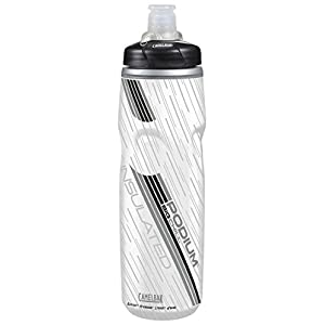 CamelBak Podium Big Chill Insulated Water Bottle, 25 oz, Carbon