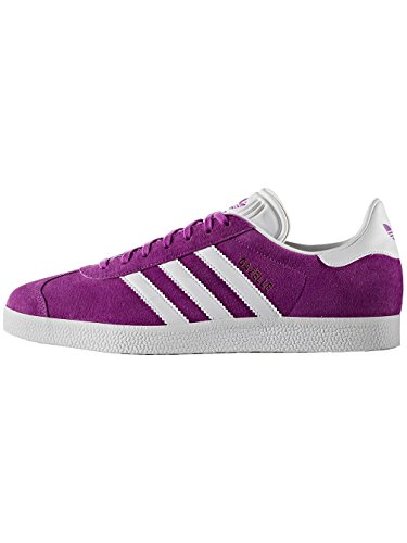 adidas Gazelle Calzado purple/white