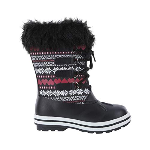Pictures of Rugged Outback Black Red Girls' Brisk Fashion 177440130 4