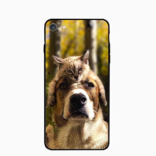 Colorado Dog Adventure iPhone 6S Case/iPhone 6 Case Rubber Shockproof Cover Compatible iPhone 6 / 6S -