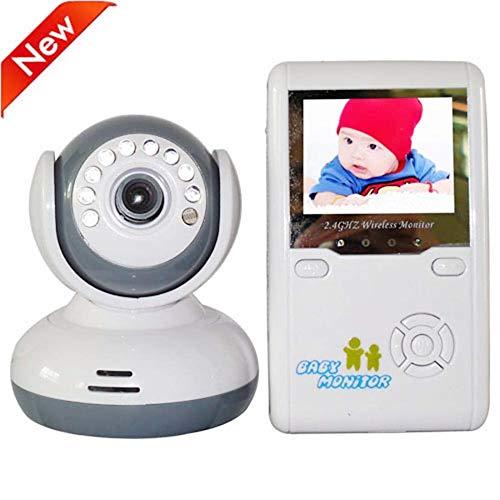 (SPFPEN 2.4 TFT Digital Wireless Baby Video Monitor with Camera IR Night Vision Voice Intercom Electronic Nanny)