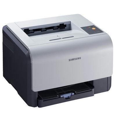 Samsung CLP-300N Network-ready Color Laser Printer