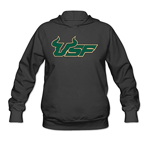 elishaj-womens-hoodies-university-south-florida-black