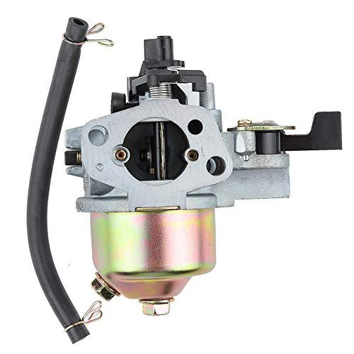Coolwind Carburetor with Air Filter Tune Up Kit for Honda GXV120 HR194 HR195 HR214 HR215 HRA214 HRA215 Lawn Mower