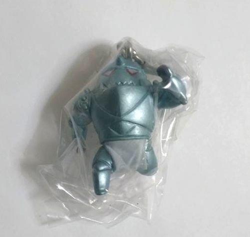 Fullmetal Alchemist Mini Mascot Strap Alphonse Elric 3cm Hagaren Game Anime F/S