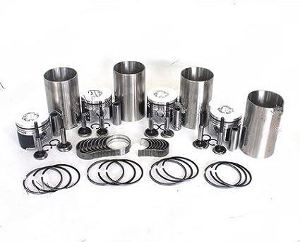 Amazon com: GOWE repair kit For Kubota engine parts V2203