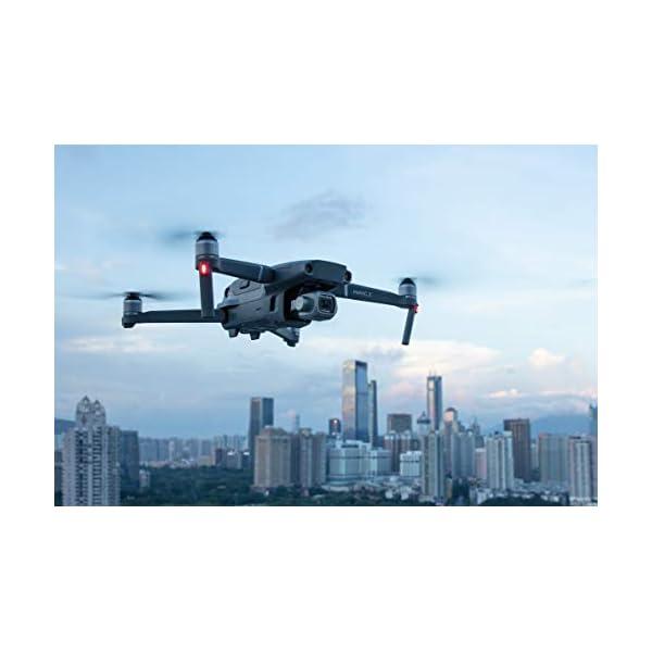 """DJI Mavic 2 Pro Drone con Fotocamera Hasselblad L1D-20c, Video HDR a 10 bit, 31 Min di Autonomia, Sensore CMOS 1"""" 20 MP, Hyperlapse, Rilevamento Ostacoli Omnidirezionale, Grigio 3 spesavip"""