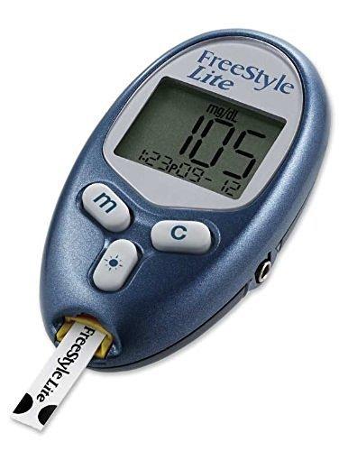 Abbott-Freestyle-Lite-Blood-Glucose-Meter-with-Case
