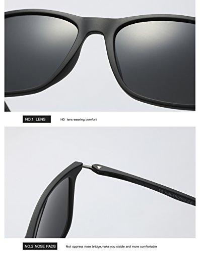 Aviator Polarizadas Hombre Protección C4 De para Gafas C1 para Mujer 400 Sol UV qtSxZ