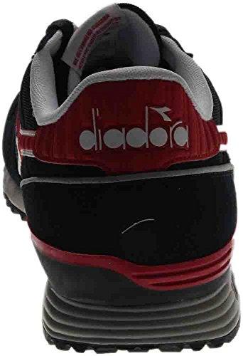 Diadora Herren Titan II Laufschuh Blau Rot