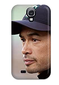 Hot 6681595K992840921 seattle mariners MLB Sports & Colleges best Samsung Galaxy S4 cases