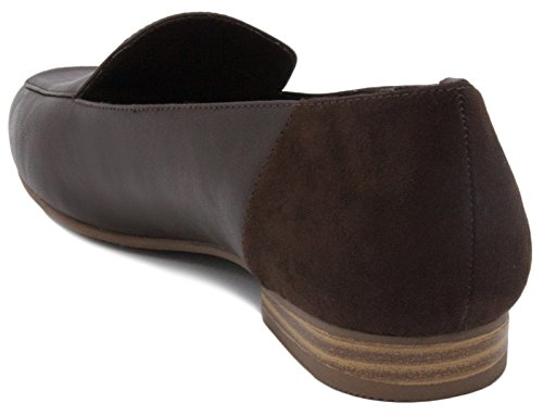 Vanderbilt Gloria Espresso Shoe Loafer Classic On Women's Marjorie Fashion Slide Combo Slip ZAdwqApr