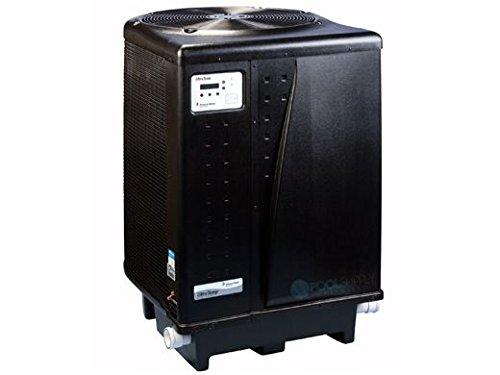 Price comparison product image Pentair 460964 Ultra Temp Heat Pump 140K BTU Black