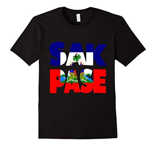 Pase T Shirt Haitian Pride Shirt product image