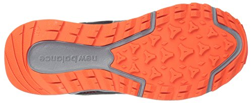 New Balance Heren Mt590v2 Trail Running Shoe Outer Space / Alpha Orange / Typhoon / Gunmetal