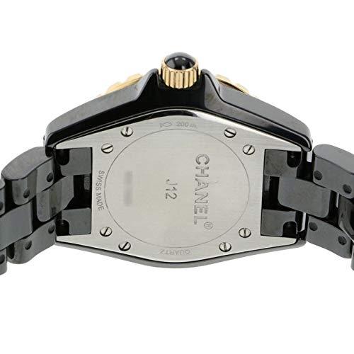 pretty nice 843c3 d9045 Amazon | シャネル CHANEL J12 H2543 中古 腕時計 レディ-ス ...