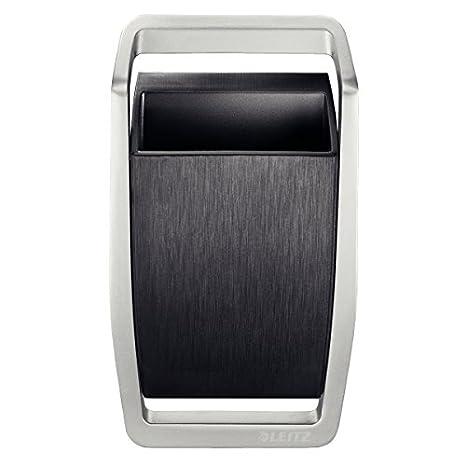 Leitz 52550094 Style Stifteköcher satin//schwarz