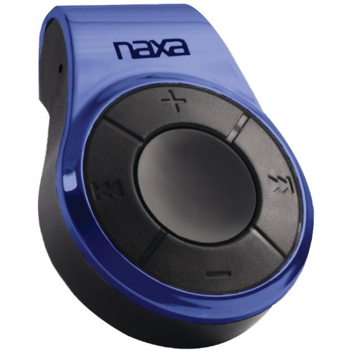 Naxa NM-107 MP3 Player with 4 GB Built-In Flash Memory